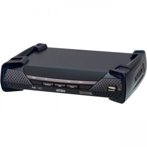 Aten 4K DisplayPort Single Display KVM over IP Receiver with PoE KE9952R