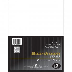 Roaring Spring Legal Pads 8 1/2 x 11 - Sold By the Pack 24526 ROA24526