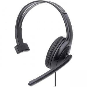 Manhattan Mono USB Headset 179874