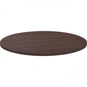 Lorell Espresso Laminate Conference Table 18256 LLR18256