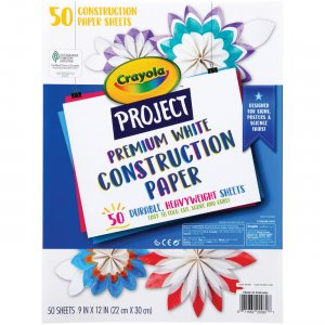 Crayola Premium Construction Paper 990081 CYO990081