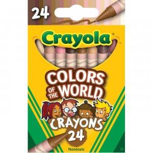 Crayola Color World Crayons 520108 CYO520108