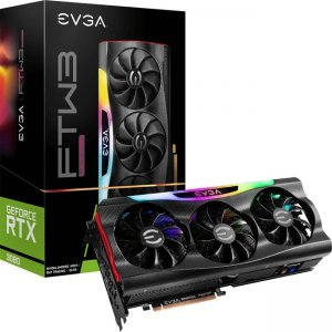 EVGA GeForce RTX 3080 FTW3 ULTRA GAMING Graphic Card 10G-P5-3897-KR
