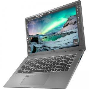 MSI Prestige 15 Notebook PRESTIGE15A217