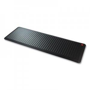 Floortex AFS-TEX 6000X Anti-Fatigue Mat, Rectangular, 23 x 67, Midnight Black FLRFCA2367XVBK FCA2367XVBK