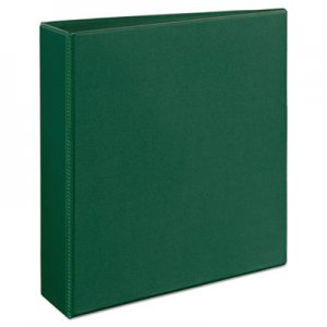 """Avery Heavy-Duty View Binder with DuraHinge and Locking One Touch EZD Rings, 3 Rings, 2"""" Capacity, 11 x 8"""