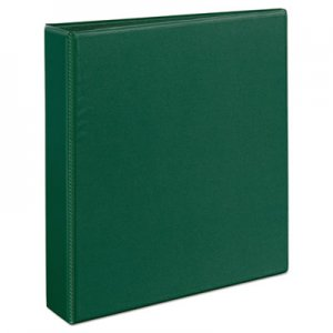 """Avery Heavy-Duty View Binder with DuraHinge and One Touch Slant Rings, 3 Rings, 1.5"""" Capacity, 11 x 8"""