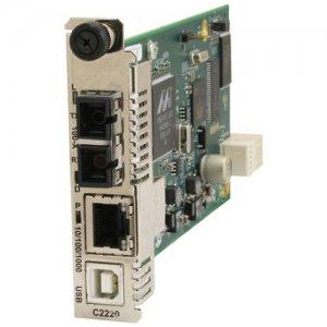 Transition Networks Media Converter C2220-1040