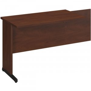 Bush Business Furniture Series C Elite42W x 24D C-Leg Return in Hansen Cherry WC24540