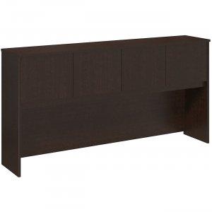 Bush Business Furniture Series C Elite72W Hutch in Mocha Cherry WC12978
