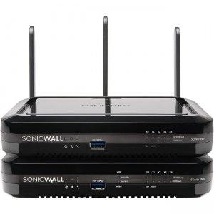 SonicWALL SOHO 250 Network Security/Firewall Appliance 02-SSC-1865