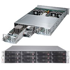 Supermicro SuperServer (Black) SYS-6028TP-DNCR 6028TP-DNCR