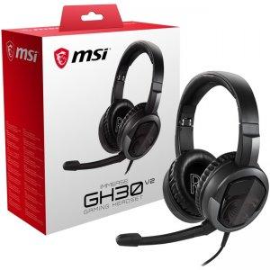 MSI Immerse GH30 Gaming Headset IMMERSE GH30 V2 GH30 V2