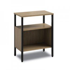 Safco Simple Storage, 23.5 x 14 x 29.6, Walnut SAF5507BLWL 5507BLWL