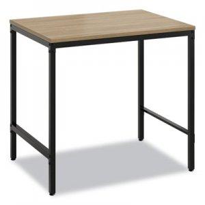 "Safco Simple Study Desk, 30.5"" x 23.2"" x 29.5"", Walnut SAF5273BLWL 5273BLWL"