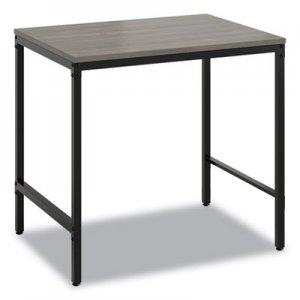 "Safco Simple Study Desk, 30.5"" x 23.2"" x 29.5"", Gray SAF5273BLGR 5273BLGR"