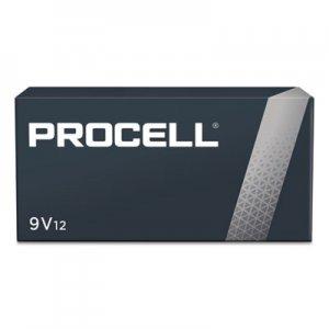 Procell Alkaline 9V Batteries, 72/Carton DURPC1604CT PC1604CT
