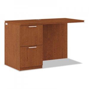HON Arrive Left Return For Right Pedestal Desk, 48w x 24d x 29-1/2h, Henna Cherry HONVW182LC1Z9JJ HVW182L.C