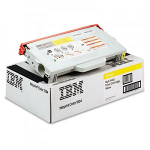 InfoPrint Solutions Company 75P5429 Toner, 6,600 Page-Yield, Yellow IFP75P5429 75P5429