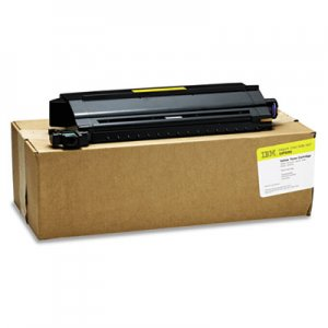 InfoPrint Solutions Company 53P9395 High-Yield Toner, 14,000 Page-Yield, Yellow IFP53P9395 53P9395