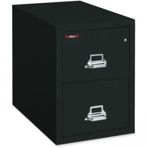 FireKing Insulated Two-Drawer Vertical File 22125CBL