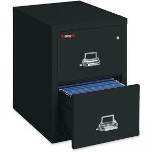 FireKing Vertical File Cabinet - 2-Drawer 21825CBL 2-1825-C