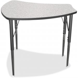 MooreCo Economy Shapes Desk 90581