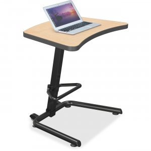 MooreCo Up-Rite Student Height Adjustable Sit/Stand Desk 905327909