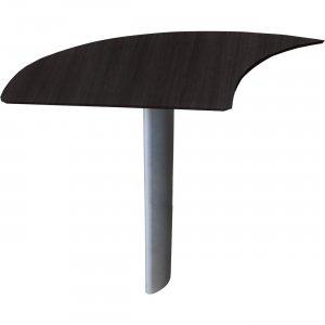 Mayline Medina - Curved Desk Extension MNEXTLLDC MNEXTL