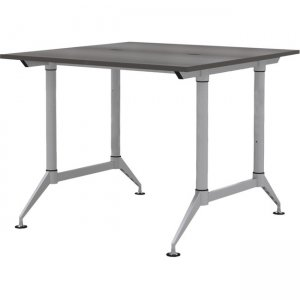 Mayline EVEN Standing Height 2-Person Dual Sided 24 x 60 Each User LD2SD LD2S
