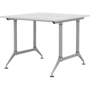 Mayline EVEN Standing Height 2-Person Dual Sided 24 x 48 Each User LD1SW LD1S