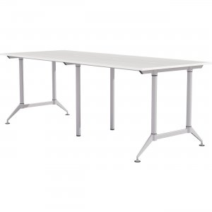 """Mayline EVEN Workstation, 2-Person, 24 x 48"""", Standing-Height LD7SW"""