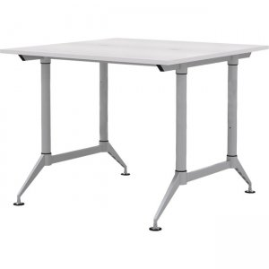 Mayline EVEN Standing Height 2-Person Dual Sided 24 x 72 Each User LD3SW LD3S