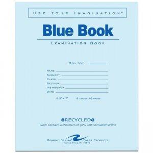 Roaring Spring Examination Book 77608 ROA77608