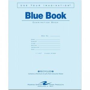 Roaring Spring Exam Book 11 X 8 1/2 77609 ROA77609