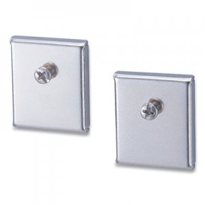 Officemate Large Heavy-Duty Magnet, 4.38 x 0.5 x 4, Silver OIC24423759 OIC29501