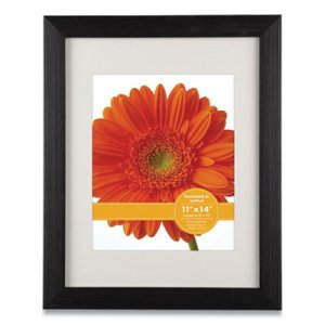 Victory Light Woodtone Poster Frame with Mat, 8 x 10 Insert, Cappuccino VLU132827 VF1068275B.1114