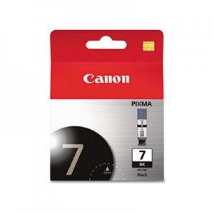 Canon (PGI-7) Ink, Black CNM2444B002 2444B002