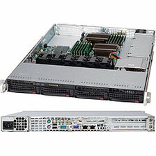 Supermicro SuperChassis System Cabinet CSE-815TQ-600UB SC815TQ-600UB