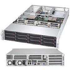 Supermicro SuperServer (Black) SYS-6028U-TRTP+ 6028U-TRTP+