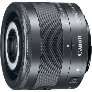 Canon EF-M 28mm f/3.5 Macro IS STM 1362C002