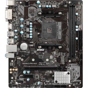 MSI Desktop Motherboard A320M-A PRO MAX