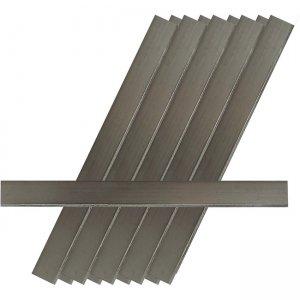 Unger 8 Inch Heavy Duty Scraper Replacement Blades (10 Pack) HDSB0 UNGHDSB0